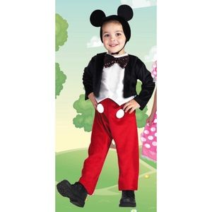 Mickey Mouse Jr Clubhouse Costume